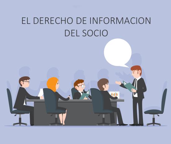 Derecho de Informacion en las sociedades limitadas
