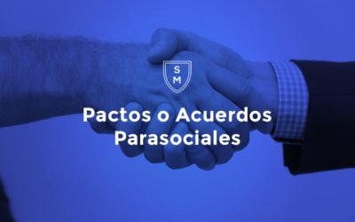 Pactos o Acuerdos Parasociales