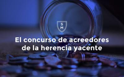 La herencia yacente y el concurso de acreedores